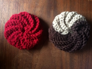 Crochet Dish Scrubbies Pattern