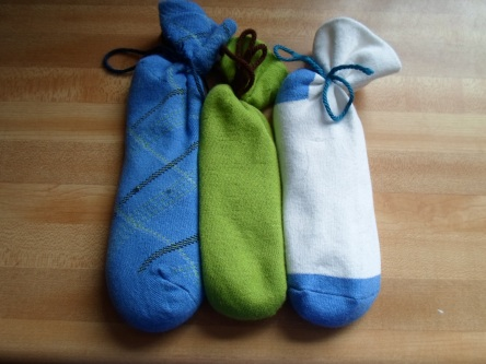 DIY Rice Hot Socks