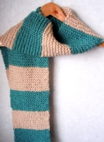 Block Color Scarf