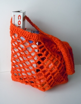 Farmer's Market Bag with Shoulder Strap