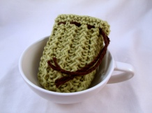 Soup Saver Pouch in Zig Zag Pattern