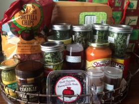 holiday food basket